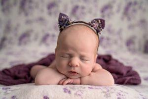 Newborn photoshoot kent