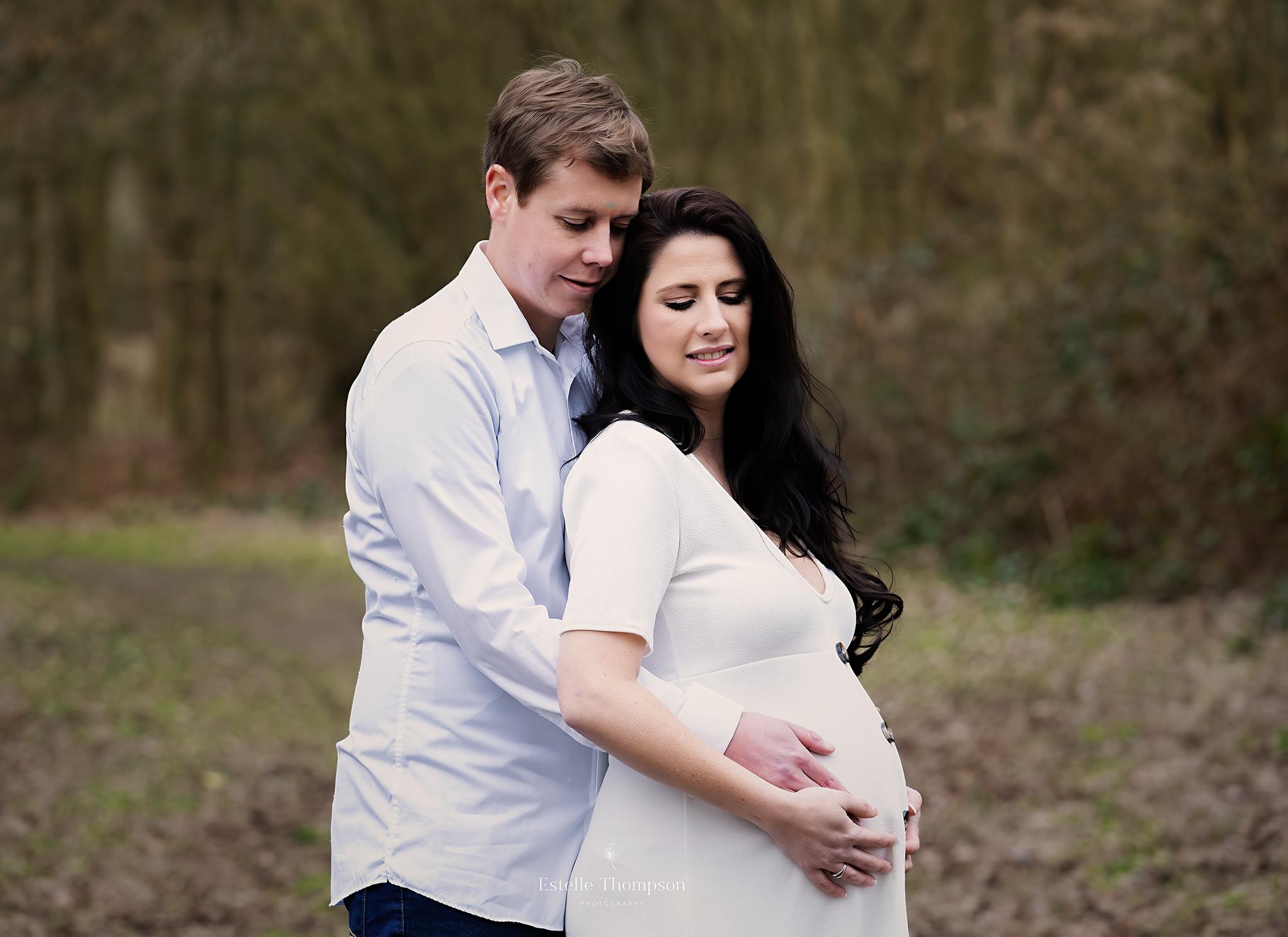 Family photoshoot in sevenoaks